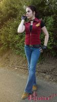Claire Redfield RE:DC cosplay I by Rejiclad
