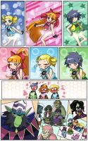 PPGZ doujin by AlineSM