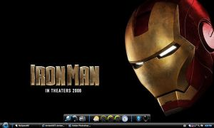 Ironman wallpaper by LycanLover