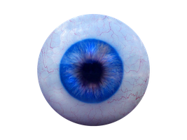 Eye Ball Stock by PridesCrossing
