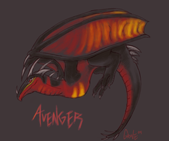 Avenger by Gpotious
