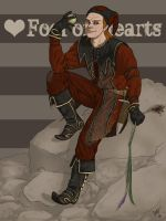 Cicero Fool of Hearts by CVDart1990