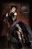Burlesque by vampireleniore by alt-couture