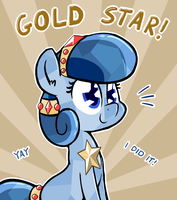 Gold Star by Whatsapokemon