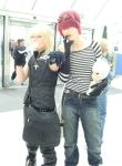 Matt and Mello cosplay 4 by LeatherAnd-Chocolate