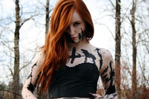 ANTICHRIST - Fire burns her faith by KaylynDunn