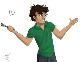 Leo Valdez by blindbandit5