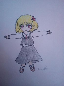 Rumia by Limielle