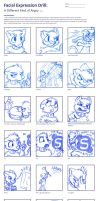 AW15 Week 4 - Expressions by Bitcoon
