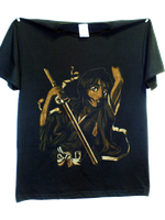 CustomBleachShirt_Rukia by anotherclichejrocker