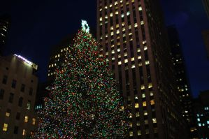 a new york christmas by Alesana-x-Fan