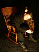 Rocking Chair Stock 8 by nobledeath-stock