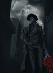 Spike Spiegel by PemaMendez