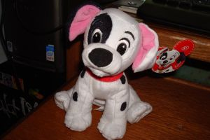 Target 101 Dalmations Patch 7in by Vesperwolfy87