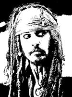 Jack Sparrow by AmbitiousOutsider