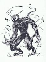 Carnage drawing by onyx-forerunner