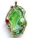 Neverland Pendant no. 4 by ThrottledRose