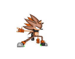 Sifix The Hedgehog by XUltimate-AnimationX