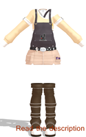 MMD Cute Set 1 Donwload by 9844