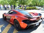 Mclaren P1 Left Raer by SeanTheCarSpotter