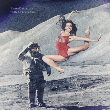 Ballerina and the Apollo Mission by PhotoDeviation