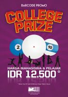 College Prize by darwinLab
