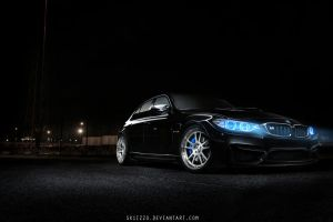 2014 BMW M3 by Sk1zzo