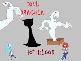 Soul Dracula - Hot Blood by Reptil333