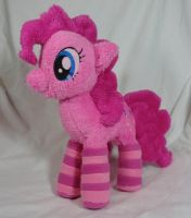 Pinkie Pie in Socks! by Cryptic-Enigma