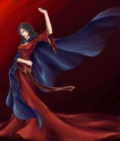 Mother Gothel by Rozenfroze