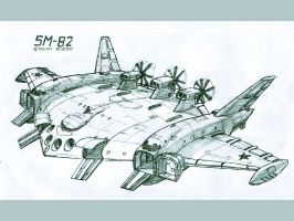 SM-82 by TheXHS