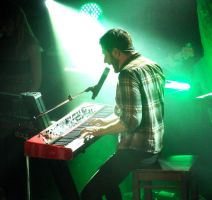 Owl City live in London 2012 by SquirrelGirl111