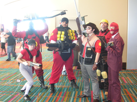 CTcon '10: Red Team 1 by TEi-Has-Pants
