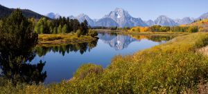 Oxbow Bend by Iamidaho