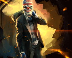 Payday: The Heist by sasisage