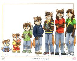 Mark McCloud - Growing Up by KaceyM