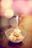I already blew out my candle. by yylee07
