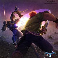 Taki VS Yun Seong - Soul Calibur by ChekydotStudio
