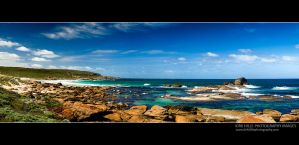 Redgate Beach by Furiousxr
