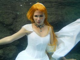 Mermaid - Tethys 1 by Jaymasee