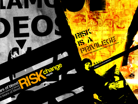 Risk Equals Change by sh4vo