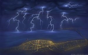 And the Storm by Ankaa-C