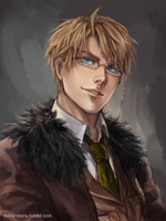 APH America by Mano-chan