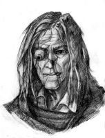 HP: Mad-Eye Moody by Umaken