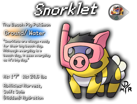 Snorklet by BrokenHAX