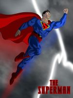 Superman by jaypiscopo