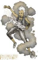 80's Punk Storm. Best Storm by huxtable