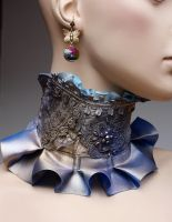 neck corsage I by Pinkabsinthe