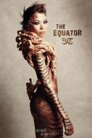 """The Equator"" - 1 by erwintirta"