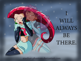 I Will Always Be There by Stardust-Phantom